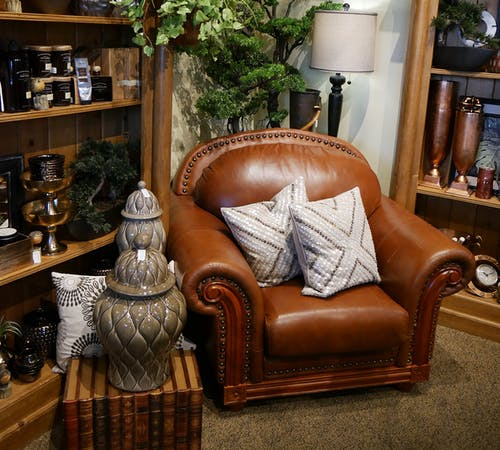 Home furnishings and decorations are also available at every McNamara location